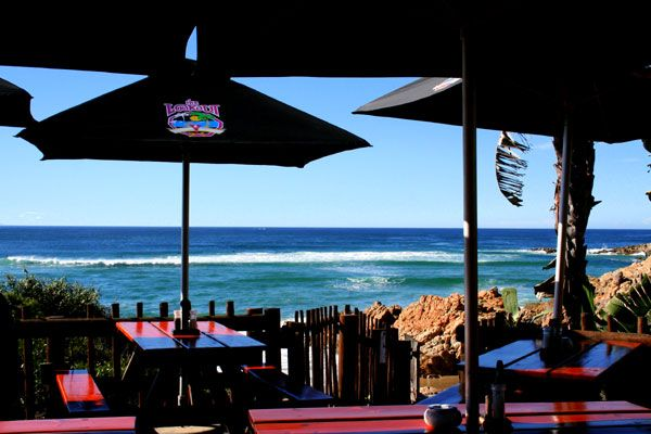 LookOut Deck Restaurant Plettenberg Bay South Africa