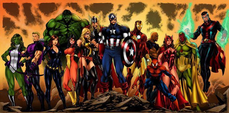 La lista dei cinque Vendicatori della Marvel ingiustamente dimenticati