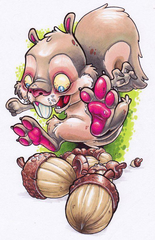 Nut Jumper by XeviousTheGreat.deviantart.com on @deviantART
