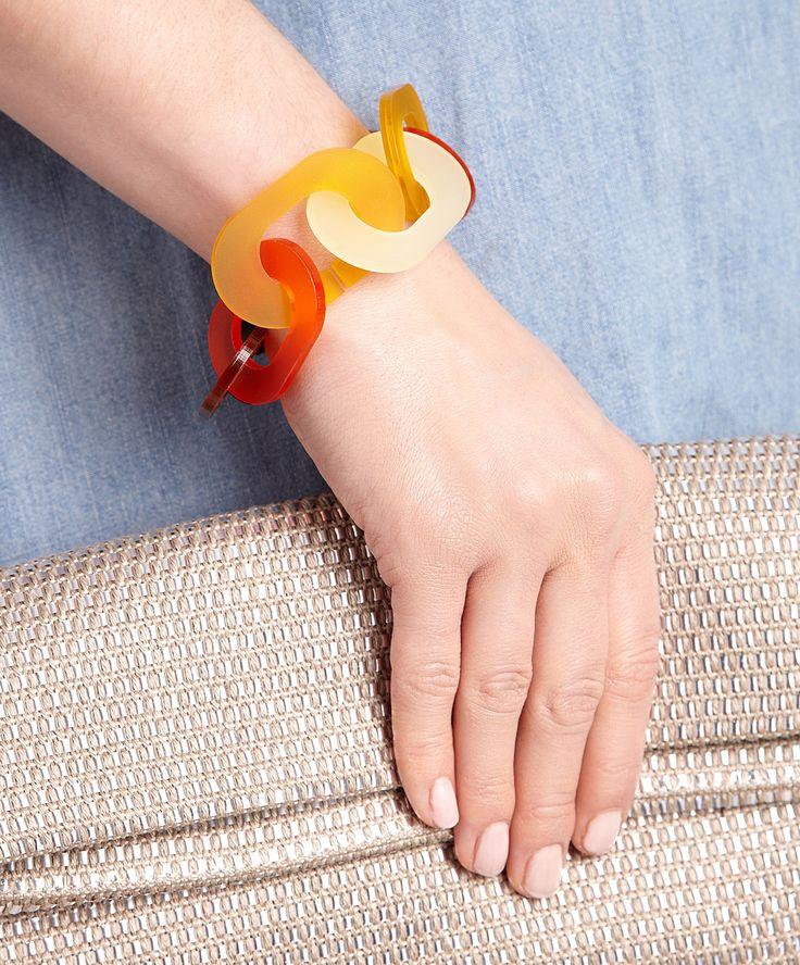 Optical Art Bracelet