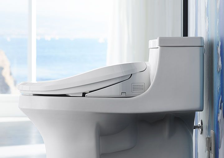 Cleansing Seats Kohler Pacific S