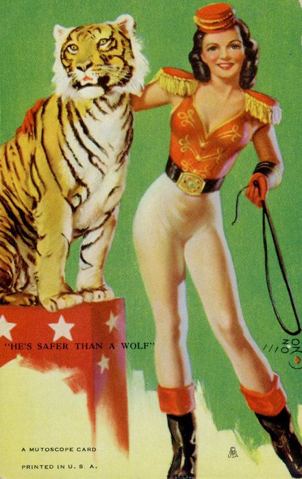 lion tamer - Google Search
