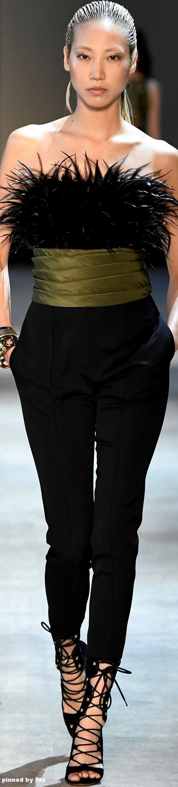 Alexandre Vauthier FW 2016-17 Couture l Ria