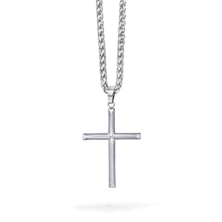 Hey, check out what I'm selling with Sello: Stainless Steel Cross Necklace http://avon-jenm.sello.com/shares/ke9zm