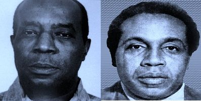 Frank Lucas with African-American Mob Boss and Mentor Bumpy Johnson