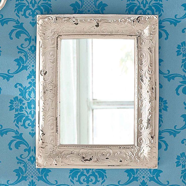 Amazing Wandspiegel D wei H ngespiegel Flurspiegel Garderobenspiegel Spiegel in M bel u Wohnen Dekoration Spiegel