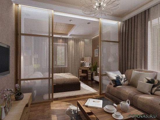 Дизайн квартиры студии 25 кв.м фото (6)