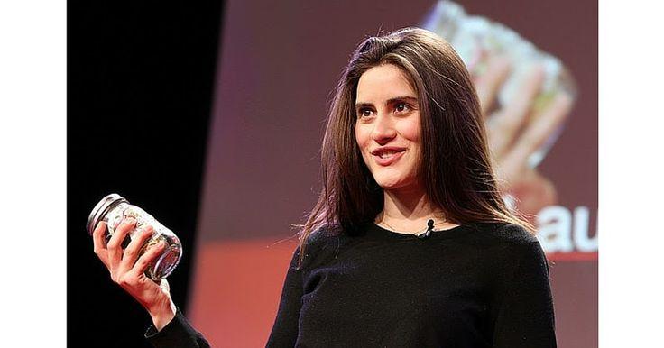 Bir TED konuşmasında denk geldim Lauren Singer'a; TEDxTeen'de konuşan (konuşmayı izlemek için şuraya lütfen) Lauren Singer; önce bir küçü...