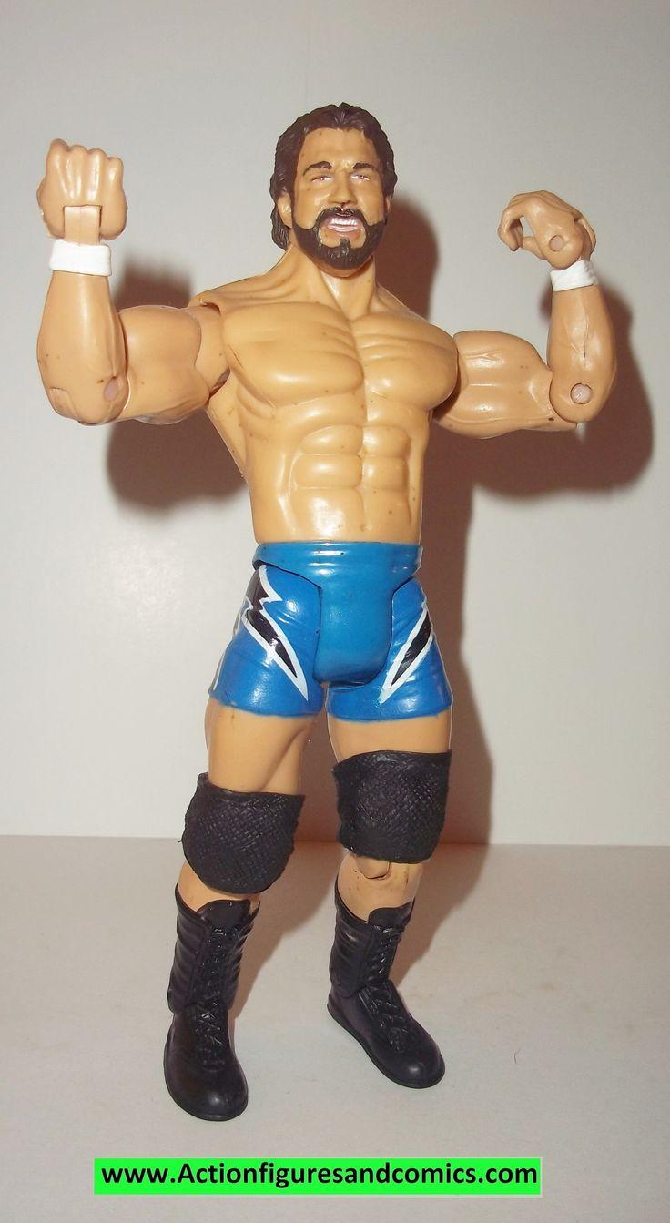 Wrestling WWE action figures CHARLIE HAAS adrenaline series 25 wwf jakks
