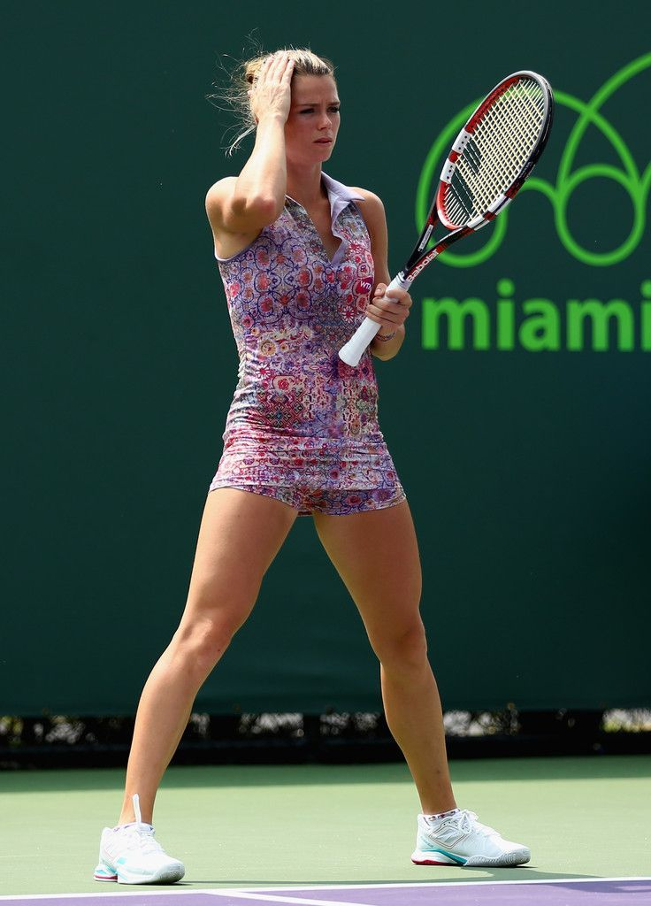 Tennisspieler in nude Hfemale 25 Hottest