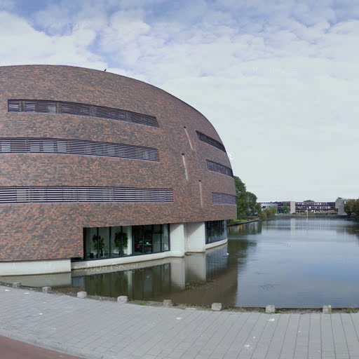Inbo, Zernikeborg, Groningen, The Netherlands - street view