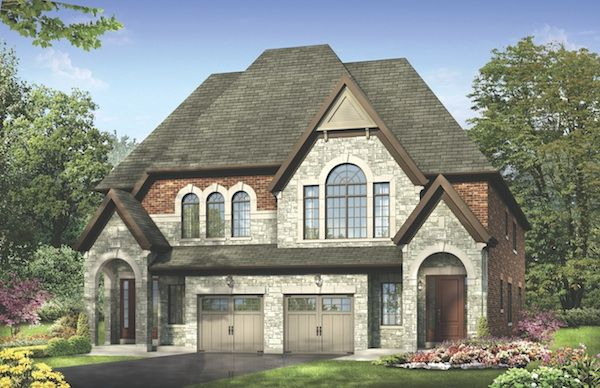 OPUS Homes 28' semi detached home type