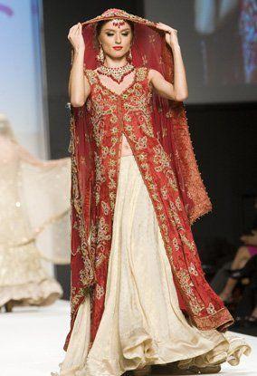 Dubai womens fashions   ... Dubai Fashion week Bridal-Dress