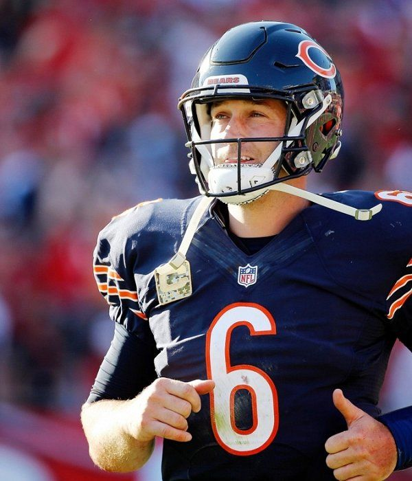 Bears seeking trade partner for QB Jay Cutler