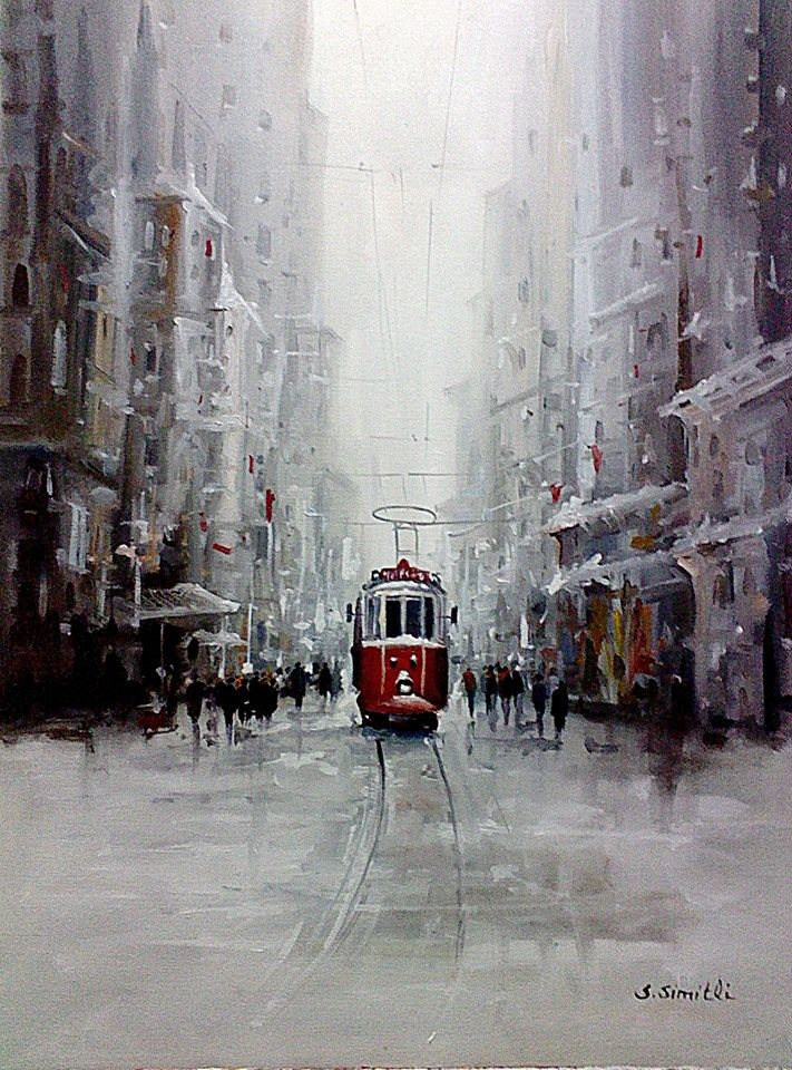 MASSSS ISTAMBULLLLLL ++++++++++++++++++++++ https://es.pinterest.com/whitequenn/istanbul-in-paintings/ Savaş Simitli