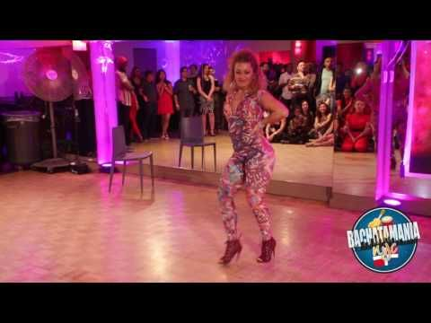 La Reina De La Bachata Jorjet Alcocer Performing at Bachatamania New York City - YouTube