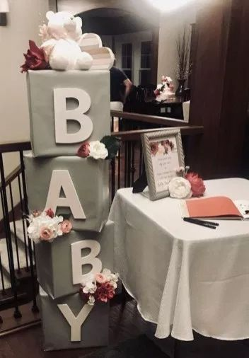 46 new cute winter baby shower ideas 1