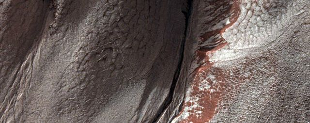 Mars definitely deserves its Red Planet nickname. But scientists use such a range of photographing techniques that the planet can end up a rainbow of colors.