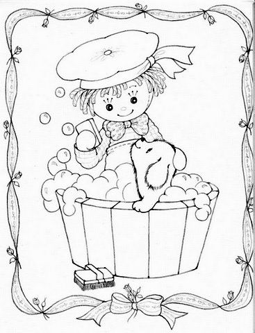 mortimers christmas manger coloring pages - photo#18
