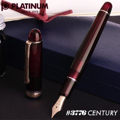 Platinum #3776 CENTURY Bourgogne