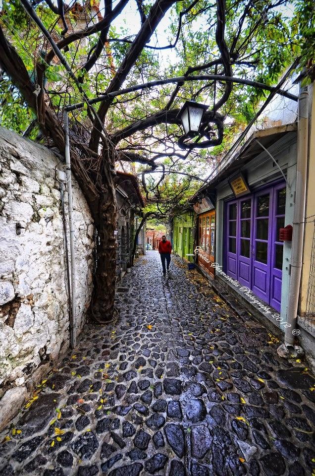 Molivos, Lesbos (Griekenland)