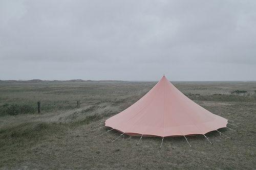 Cotton de Waard tent