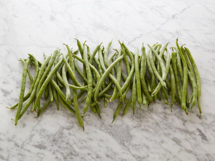 Green Beans 60 raw = 100 calories