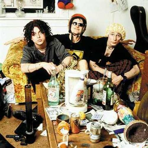 Green Day. Billie Joe Armstrong, Mike Dirnt, Tre Cool. old school