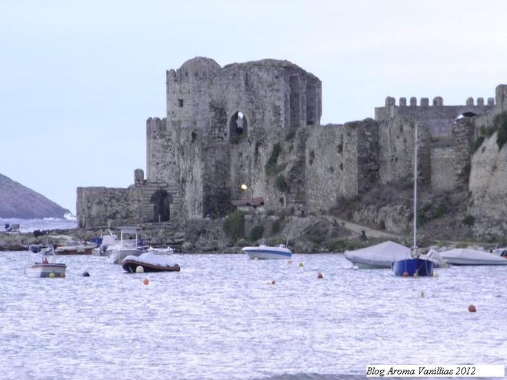 Methoni - Peloponnese (http://aromavanillias.blogspot.gr/2012/09/blog-post_18.html)