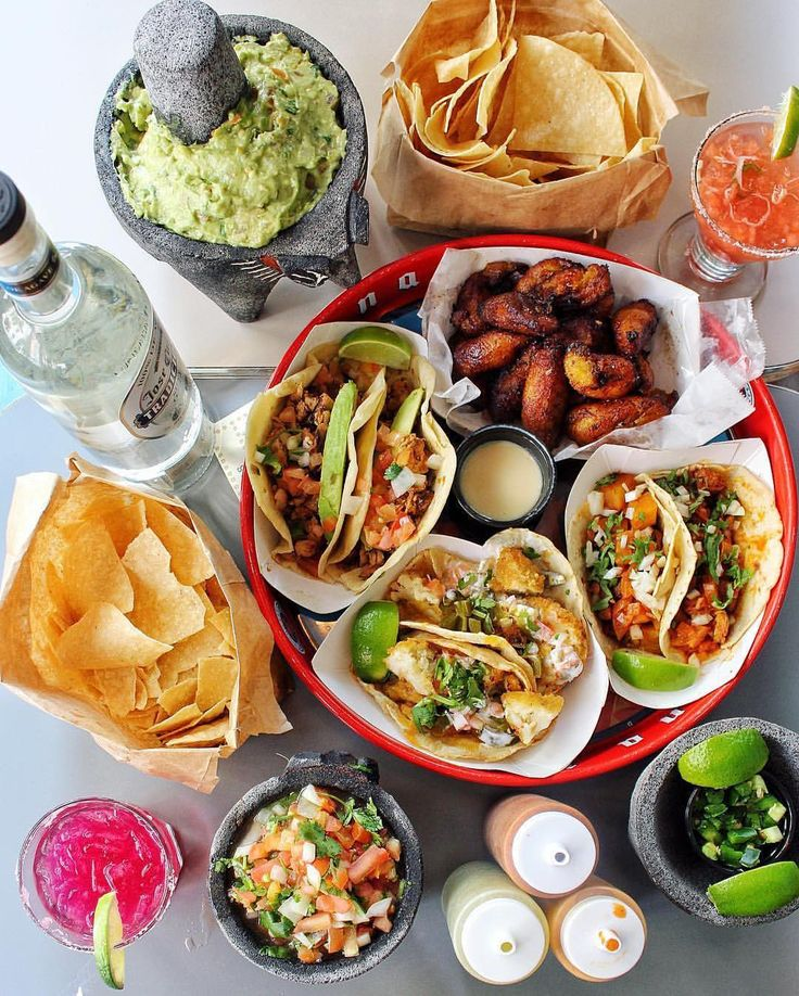 Tacos going up, on a Tuesday!