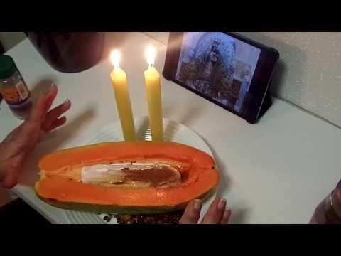 Ofrenda A Oshun Con Papaya Para Que Vuelva Tu Amor Bendita Caridad Del Cobre Youtube Caridad Del Cobre Ofrendas Caridad