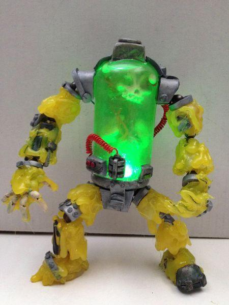 Mutagen Man Teenage Mutant Ninja Turtles Custom Action