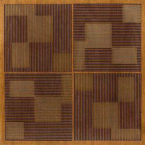 Eccotone Pixelation Acoustic Wood Panels Perforated Wood