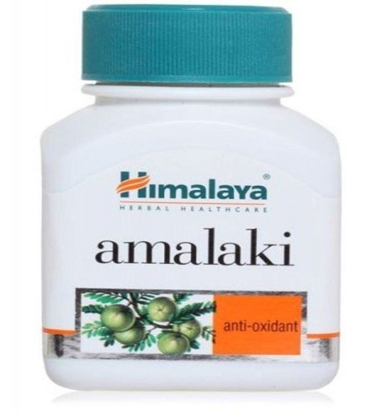 Himalaya Amalaki Gooseberry Capsules Buy Online at Best Price in India: BigChemist.com