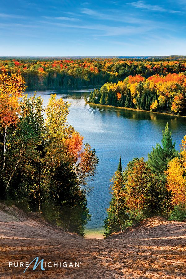 From remarkable views to fine cuisine, find a little something for everyone on Pure Michigan's most scenic routes. An entire weekend of adventure is only a tank of gas away. Plan your perfect Michigan road trip today.