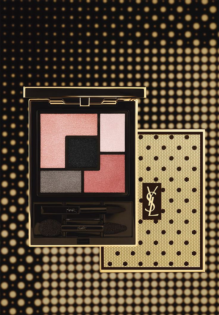 YSL Couture Palette Rock Resille Collector (LE) | In my beauty bag ...