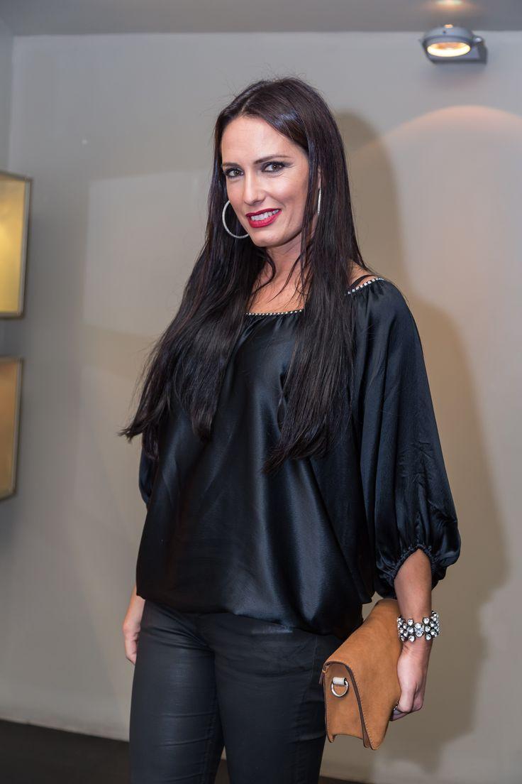 Fernanda Serrano, Celebração 30 Anos de Carreira de Eduardo Beauté, Lisboa - Foto: Alfredo Rocha/Revista CARAS