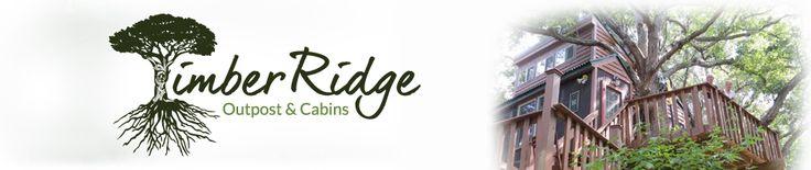 Illinois 1st & Only Treehouse & Log Cabin Resort | Treehouse & Log Cabin Rentals near Shawnee National Forest, Illinois