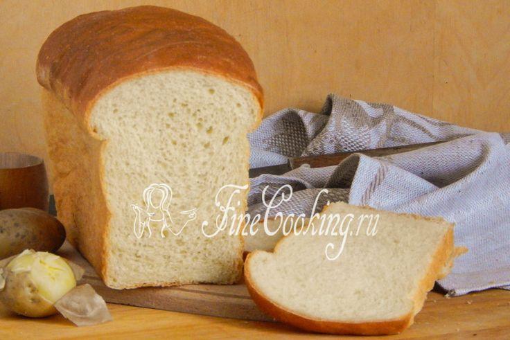 Картофельный хлеб - рецепт с фото