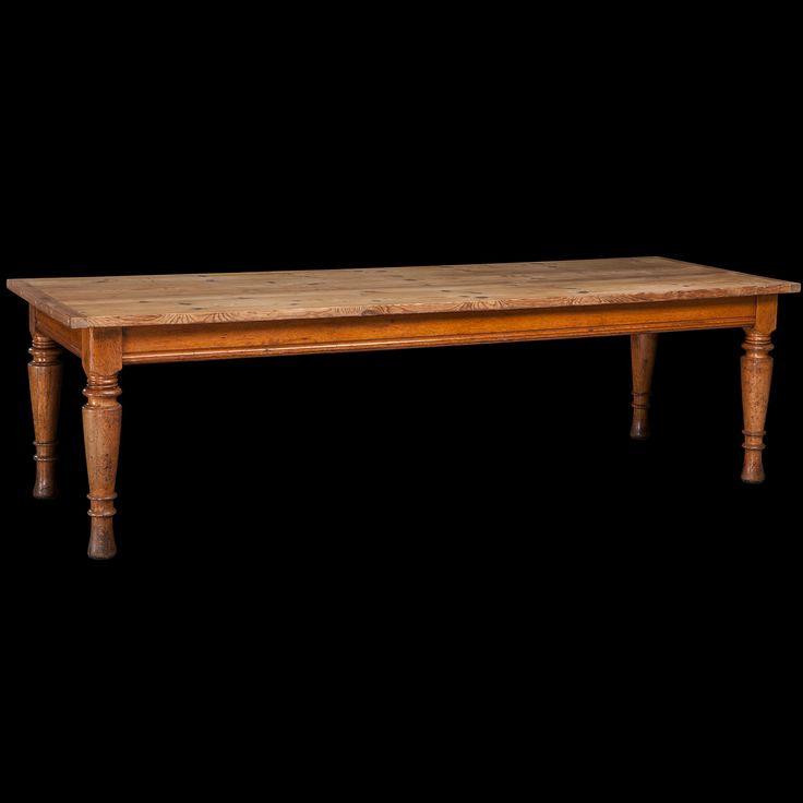 Oak / Pine Dining Table :: Obsolete