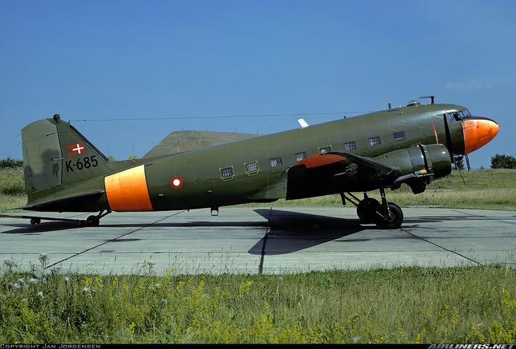Douglas C-47A Skytrain (DC-3) - Denmark - Air Force | Aviation Photo #1458186 | Airliners.net
