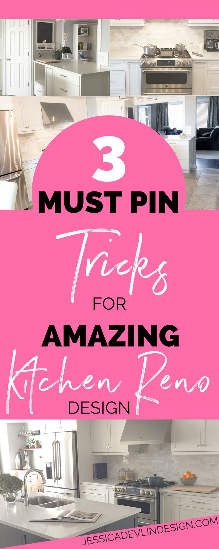 Kitchen Design, Kitchen renovating, Design tips, Tricks to get the most out of your kitchen.
