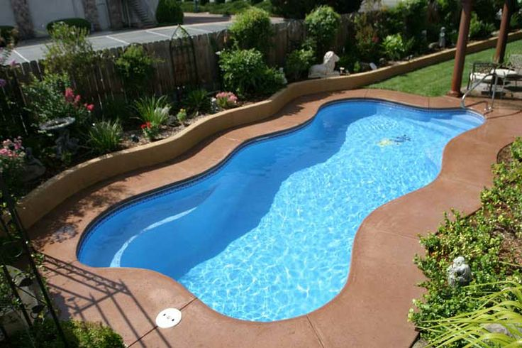 1000 images about pools on pinterest decks paint colors and swimming pool designs for Used fiberglass swimming pools for sale