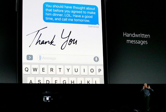 Apple Developer Conference: A More Open Siri, and Other Upgrades - The New York Times