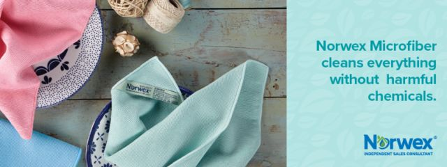 How to Deep Clean Norwex Cloths, with Proper Care, Your Cloths Will Last a Very Long Time!