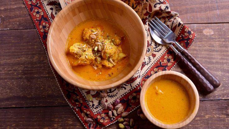 Receta | Pollo con salsa de coco y anacardos (Chicken korma) - canalcocina.es