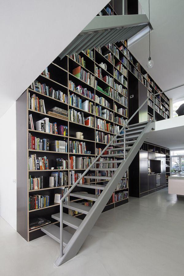 Vertical Loft presents bold architecture in Rotterdam by design studio Shift Architecture Urbanism
