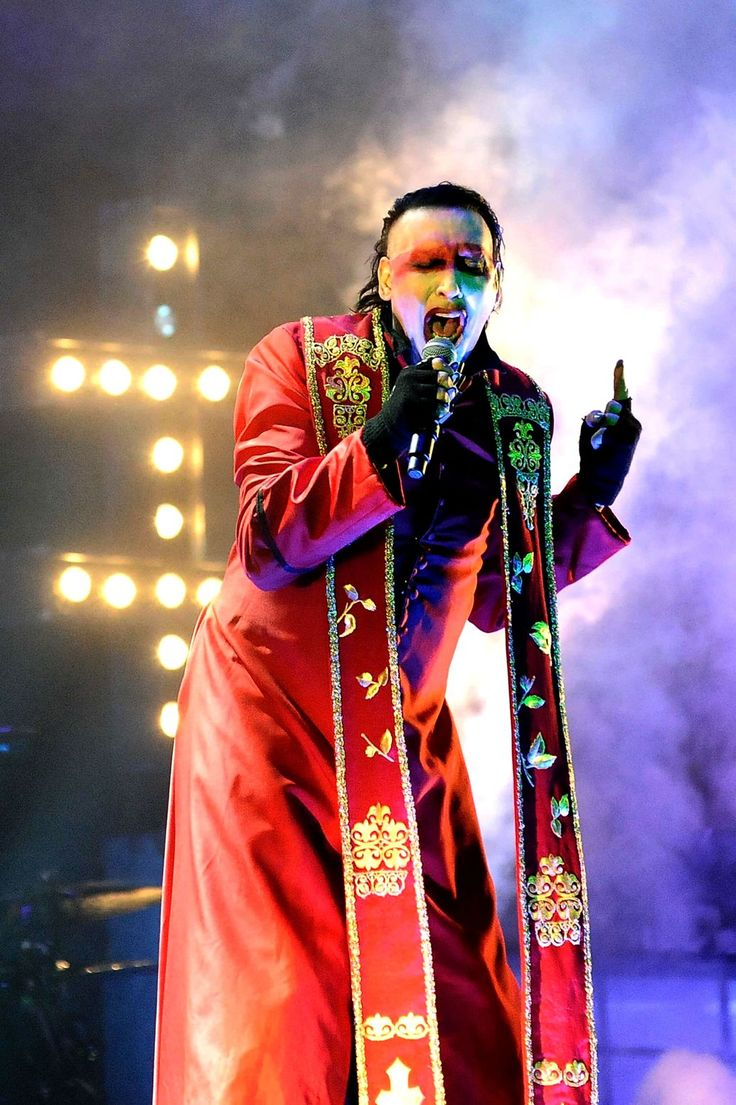 Marilyn Manson, 'The Pale Emperor' (January 20th)