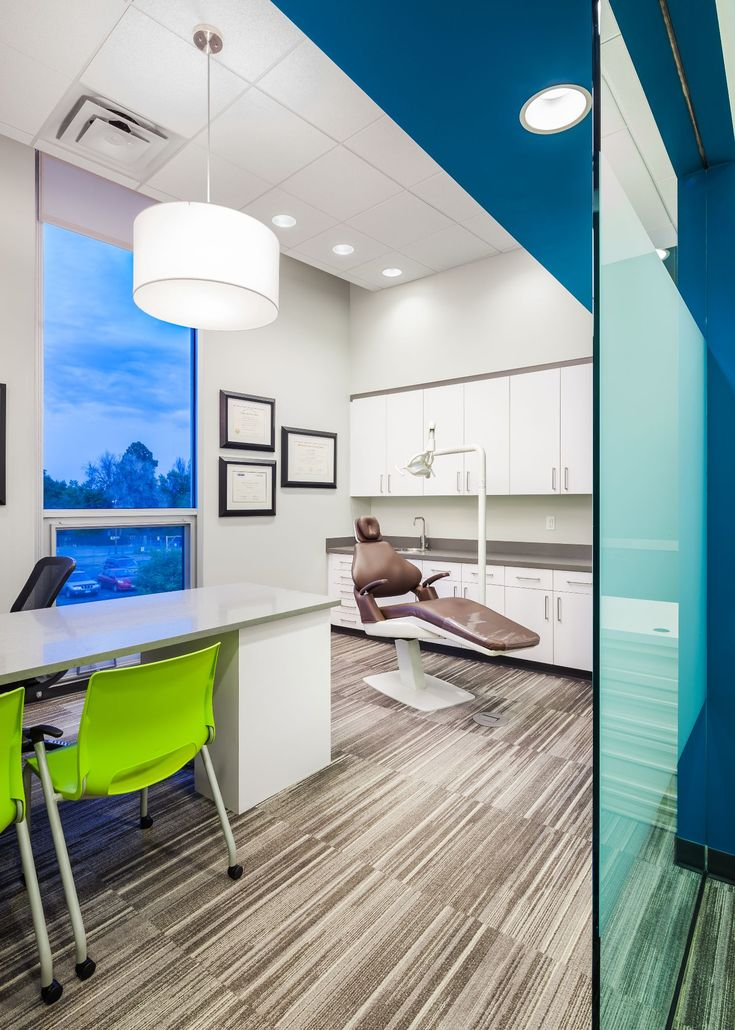 Speaks orthodontics dental office designoffice