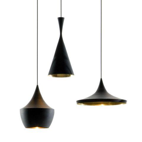 Tom Dixon - Beat Light Pendant Lamps #design #studio #lighting